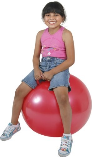 Hippity Hop >> Amazon Com Hippity Hop 26 In Pink Hop Ball Sports Outdoors