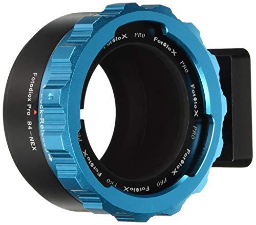 Fotodiox Pro Lens Mount Adapter - B4 (2/3