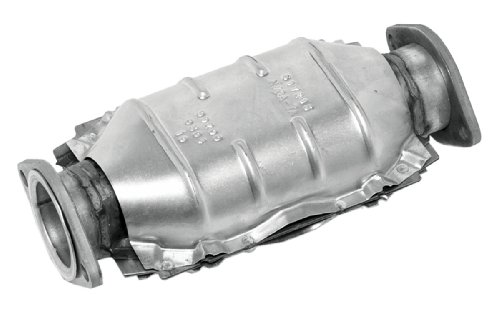(Walker Exhaust 15538 Ultra Import Manifold Converter - Non-CARB Compliant)