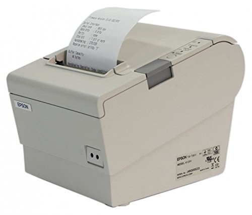 Impresora térmica m129h Epson TM-T88IV Serie/Color Blanco ...