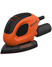 Black+Decker Mouse Sander 55W, BEW230-GB