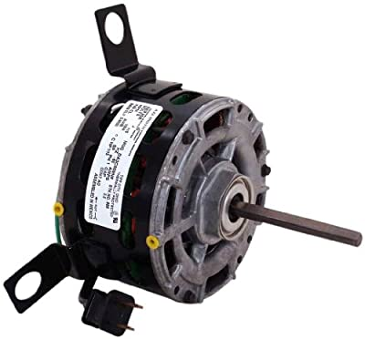 AO Smith 686 5.0-Inch Frame Diameter 1/15 HP 1000 RPM 115-Volt 3.2-Amp Sleeve Bearing Blower Motor