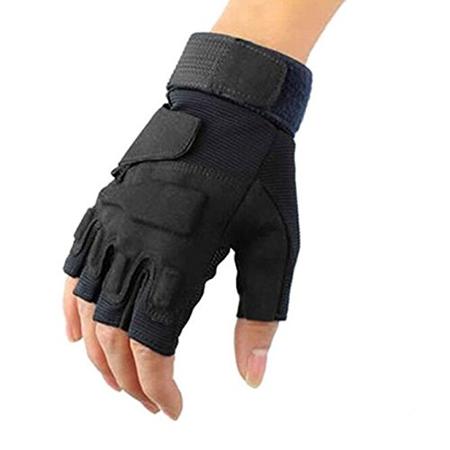 Kids Motorbike Gloves - 4