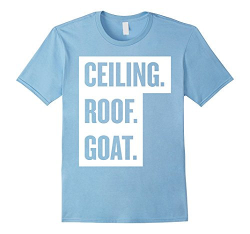 mens-ceiling-roof-goat-t-shirt-xl-baby-blue