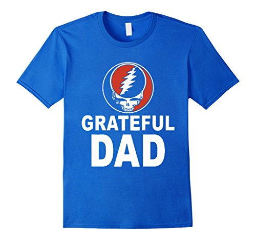 mens-grate-ful-dad-t-shirt-xl-royal-blue