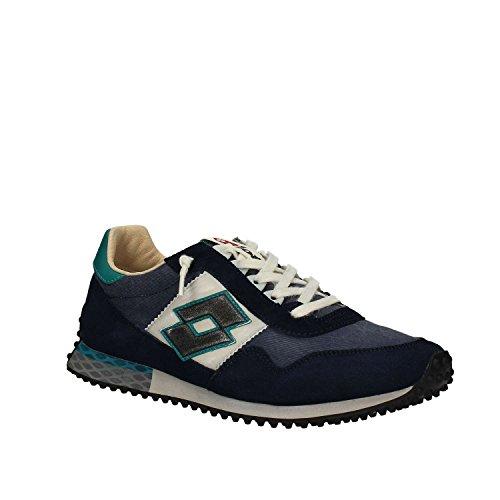 LOTTO Legenda S8850 Sneakers Herren Gewebe Blau