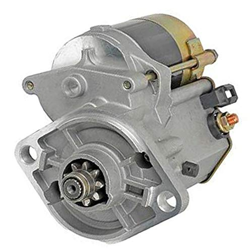Rareelectrical NEW STARTER COMPATIBLE WITH TOYOTA LAND CRUISER 4.0L 1992-1998 4.2L 1982-1987 28100-60070 028000-8220 028000-8221 280-0117 SR128X 2810060070 0280008220 0280008221 2800117