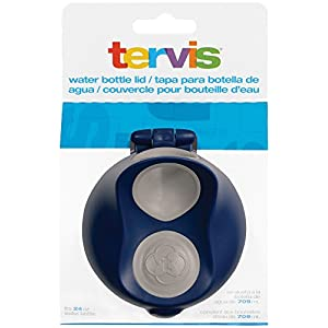 Tervis Water Bottle Lid Navy One Size