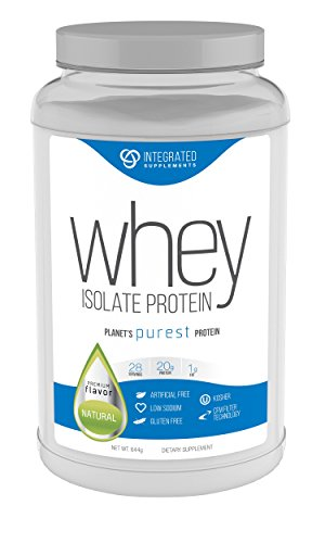 Integrated Supplements CFM Whey Protein
