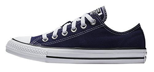 CAN M7652 adulto Converse Midnight unisex Indaco Indigo OX OPTIC Sneaker AS 6g4BfH