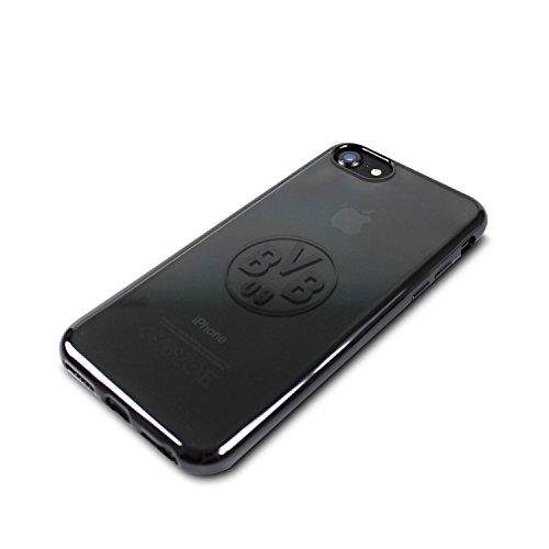 Borussia Dortmund Pro Case - Mittelstürmer - iPhone 8, iPhone 7 und iPhone 6 Hülle Schwarz