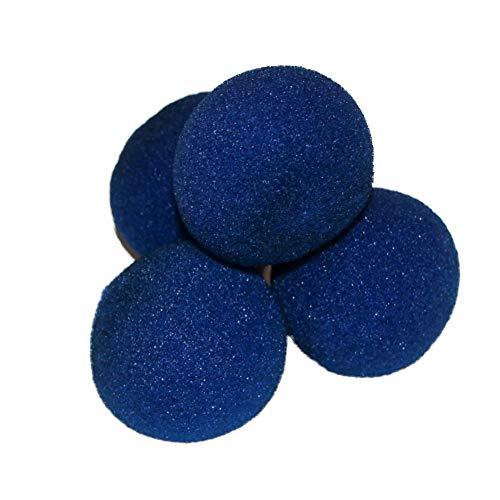 Rock Ridge Sponge Balls for Magic Tricks - 2 inch (Blue)
