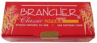 Brancher Bb Clarinet Reeds Box of 6 Jazz Classic Opera Styles reed