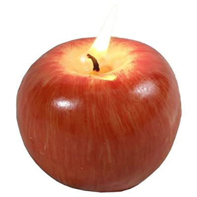 Candle Red Apple, Wedding Birthday Christmas Favors Gift: Toys & Games