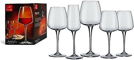 Bormioli Caja 6 Copas Vino Blanco Aurum 35 CL Rocco