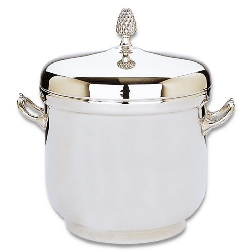 (Reed & Barton Silver Plate Ice Bucket)