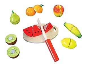 Andreu Toys 21 x 14 x 6 cm Comidas frutos de juguete (Multi-Color)