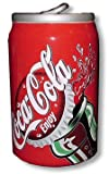 Coca-Cola Can Ceramic Cookie Jar (10-1/4'' Tall)