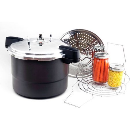 t Pressure Canner/Cooker/Steamer (Elevation Jar)