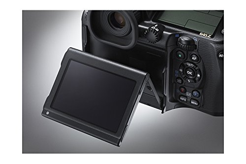 Pentax 645Z 51MP SLR Camera with 3-Inch LCD- Body (Black) (International Model)
