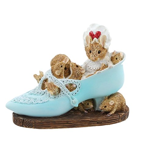 Beatrix Potter Official Licensed Old Woman Who Lived In a Shoe Mini Figurine ()