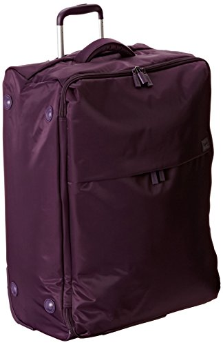 lipault-foldable-2-wheeled-28-inch-packing-case-purple-one-size