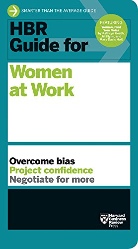 HBR Guide for Women at Work (HBR Guide Series)