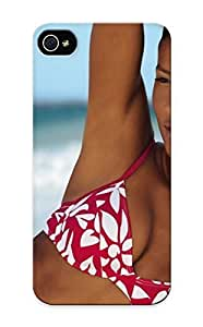 meilinF000Graceyou Durable Emanuela De Paula Bikini Back Case/ Cover For ipod touch 5 For ChristmasmeilinF000