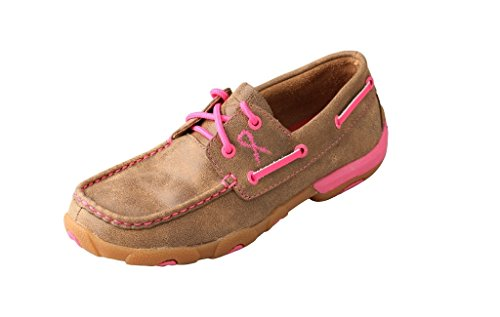 Image of Twisted X Girls' and Driving Mocs Bomber 1.5 D(M) US