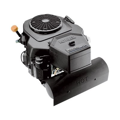Kohler Command Pro V-Twin OHV Vertical Engine with Electric Start - 725cc, 1 1/8in. x 3 5/16in. Shaft, Model# PA-CV730-3101 -  Kohler Engines