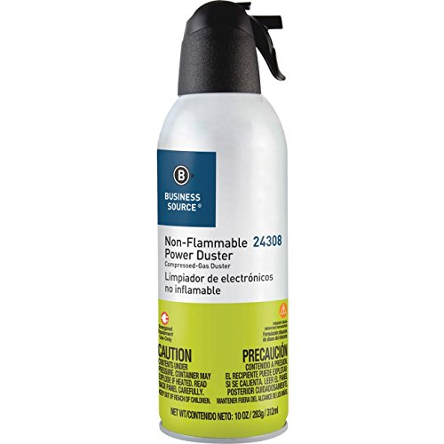 Compucessory Power Duster Plus Cleaning Spray - Ozone-safe, Non-flammable by Compucessory (Image #1)