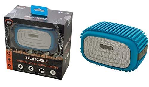 iHip Rugged Splash Resistant Wireless Bluetooth - Speaker Ihip