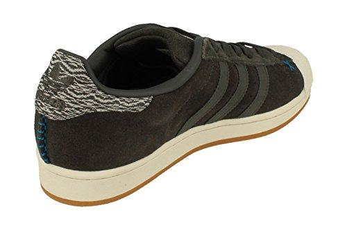 Adidas Originaux Superstar Mens Formateurs Sneakers Gris Université Bleu B27573