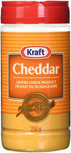 KRAFT Grated Cheddar Cheese 250G