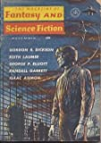 img - for The Magazine of FANTASY AND SCIENCE FICTION (F&SF): November, Nov. 1961 (