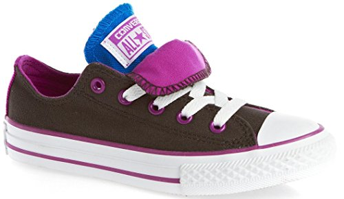 Converse , Baskets mode pour fille Beluga/Electric 10 UK