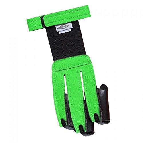 Neet 60022 FG-2N Gloves, Medium, Neon Green