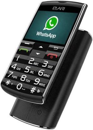 Elari SafePhone, Teléfono móvil 3G para personas mayores con ...