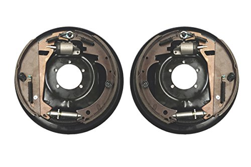 12'' Hydraulic Free-Backing Trailer Brakes