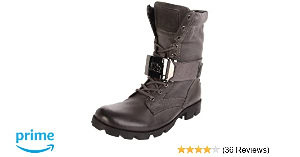 Amazon.com | J75 by JUMP Mens Strong Lace-up Boot, Coal, 7 M US | Motorcycle & Combat
