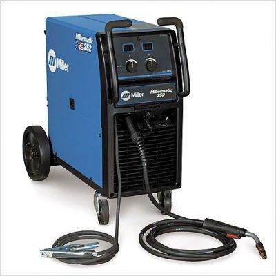 Miller 951066 Pkg,Mm252 (907321) 30A,Dual Cyl Cbl Rck,Reg Hs -  Miller Electric