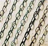 Kichler 2996TZ Accessory Chain Standard Gauge 36-Inch, Tannery Bronze