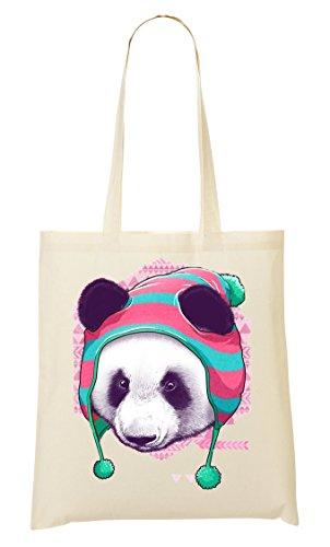 Panda Ready The Animal Planet Series Cool Hat Not Cold Games Bolso De Mano Bolsa De La Compra