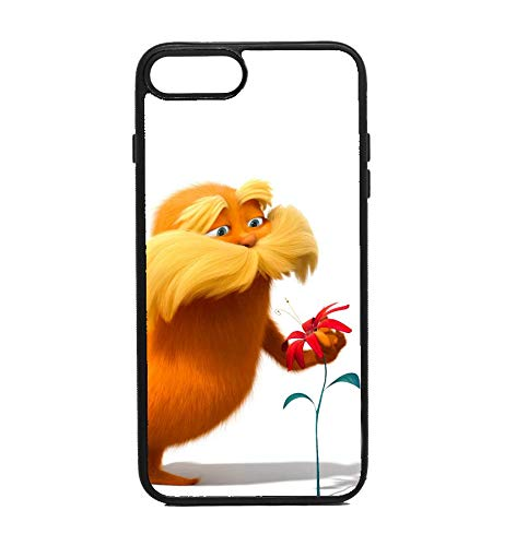 Phone Case Dr Seuss Lorax Flower for iPhone 8 Plus