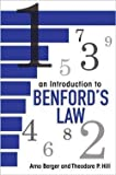 img - for Arno Berger: An Introduction to Benford's Law (Hardcover); 2015 Edition book / textbook / text book