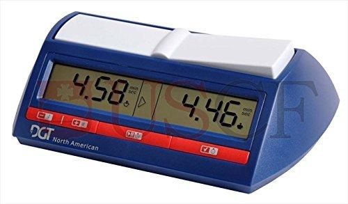 正規店仕入れの DGT North timer American Chess Chess Clock and Game timer by