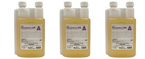 Permethrin SFR jOKhwX 36.8% permethrin Quart 6666105, 1 Quart (Pack of 3) by Control Solutions
