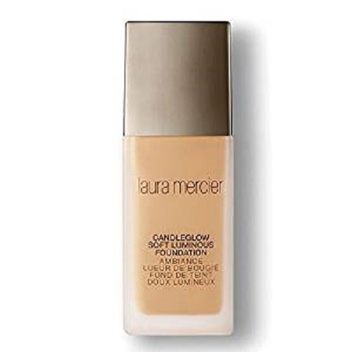 Laura Mercier Candleglow Soft Luminous Foundation for WoMen, Cashew, 1 Ounce