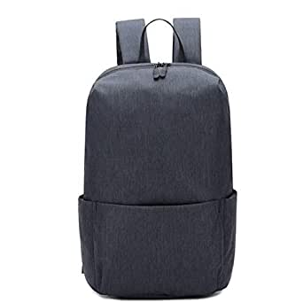 Mens Bag New Backpack outdoor backpack 2WAY large capacity travel High capacity (Color : Black)