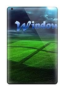 Ipad Mini/mini 2 Case Bumper Tpu Skin Cover For Attractive Special Window Grass Accessories
